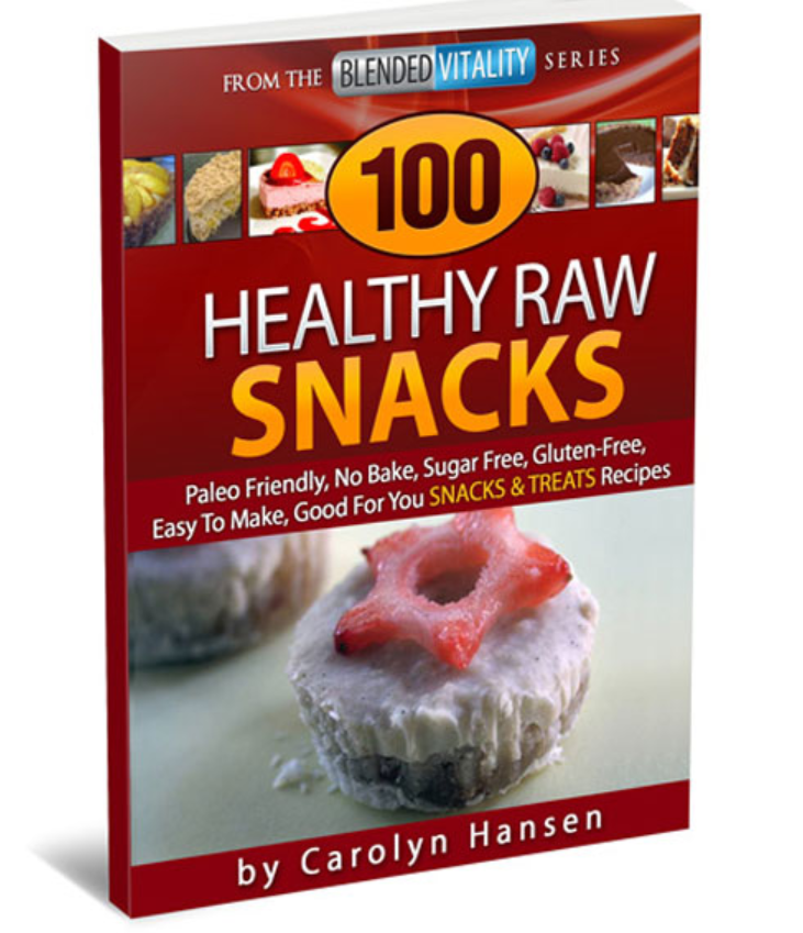 100 Healthy Raw Snacks And Treats Review - Does It Truly Work Or Scam?