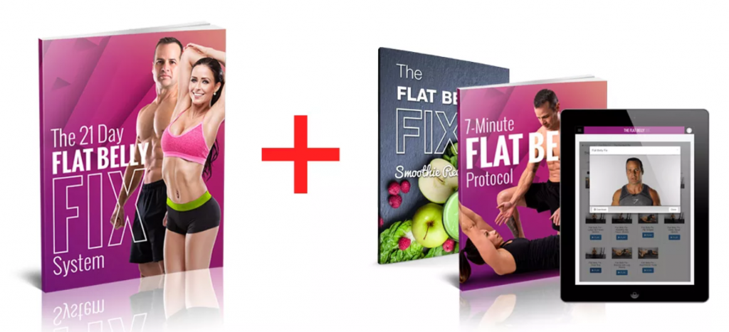 The Flat Belly Fix Review - Is It a Scam?