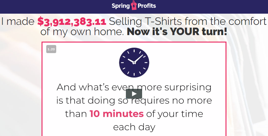 Spring Profits Review - Does It Truly Work Or Scam?